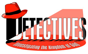 Logo Detectives Sunday School English
