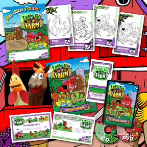 Let's go to the Farm VBS - Children Are Important