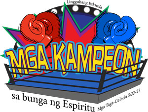 Logo Champions Sunday School Filipino