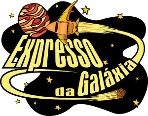 Logo Galaxy Express VBS English